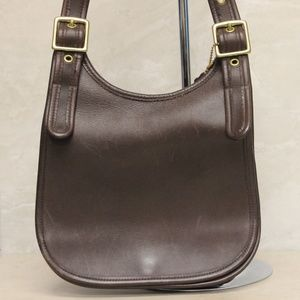 Coach Legacy Crossbody Brown 9949